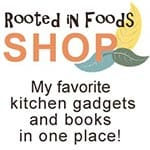 Rooted In Foods Shop